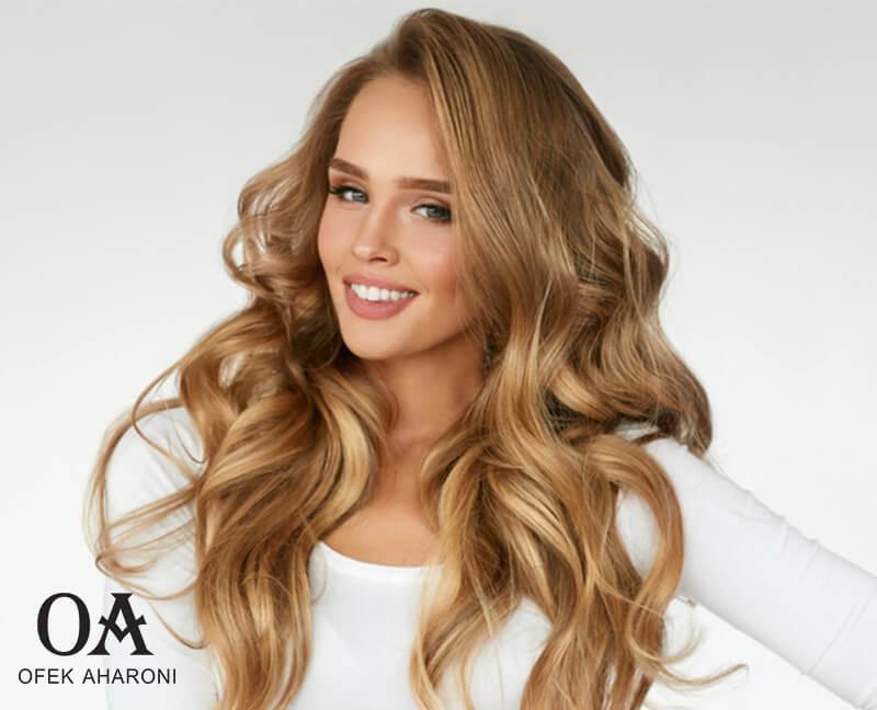 מוצרי טיפוח לתוספות שיער ופאות